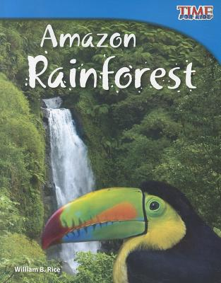 Amazon Rainforest By Rice, William B.